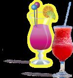 2 Cocktails zum relaxen Phaidros Hypnos heidelberg