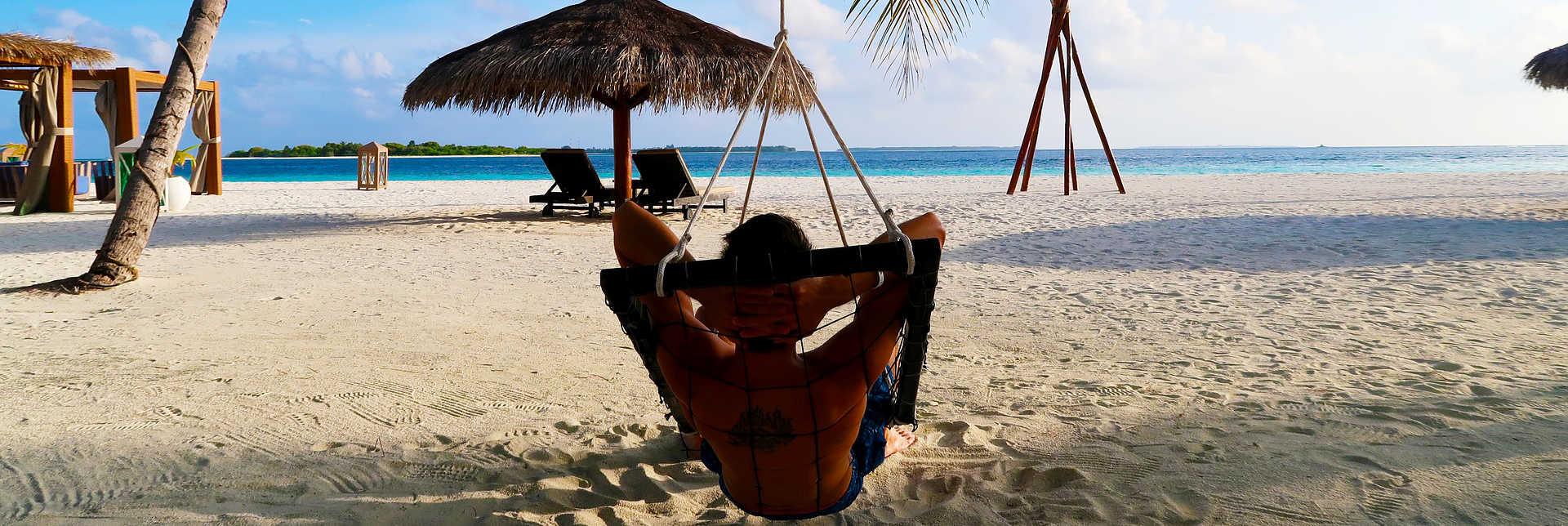 Relax in der Hängematte! Beste und erfolgreichste Hypnose zur Raucherentwöhnung mit Garantiesitzung