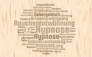 Wortwolke Seminare • Datenschutz • Hypnose • Stress • Angst • Raucherentwöhnung