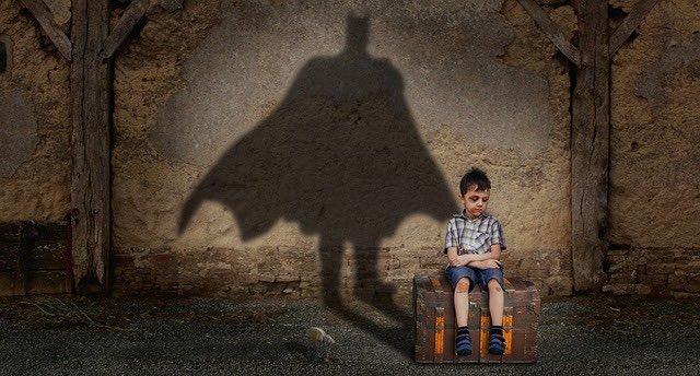 netflix Depressionen Kinder Angst Traum Batman