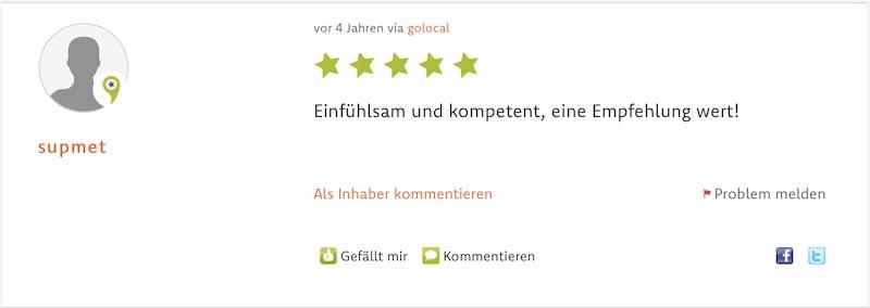 Referenz 03 Hypnose Mannheim Heidelberg Sivera