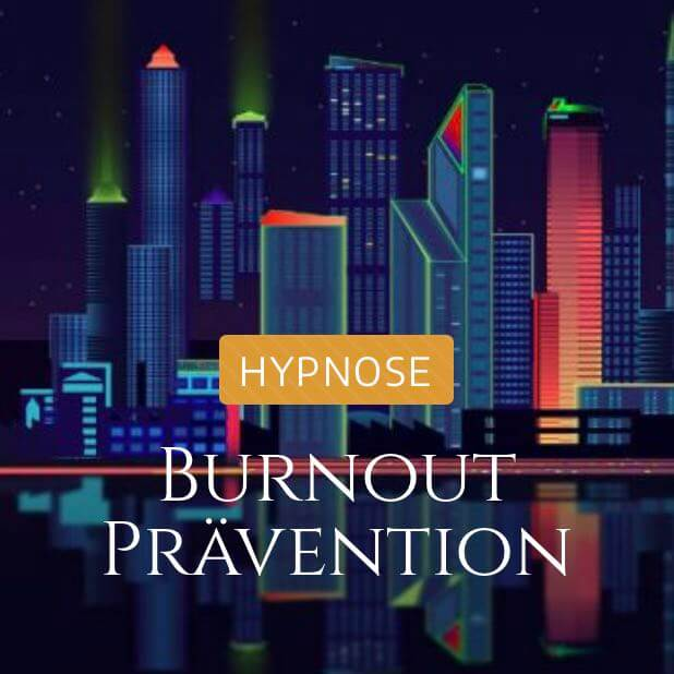 Hypnosis against stress and burnout