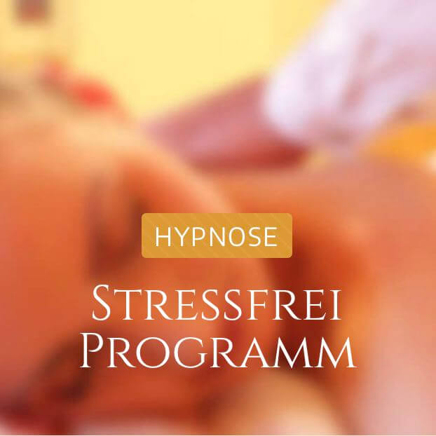 Hypnosis against stress