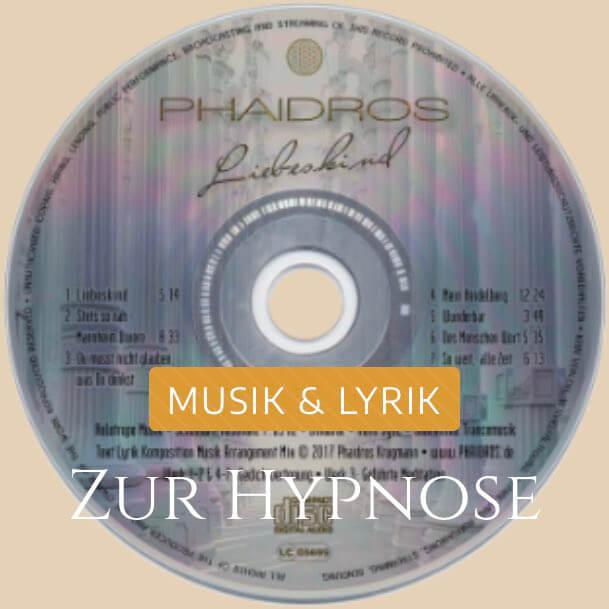 Musik & Lyrik zur Hypnose www.phaidros.de