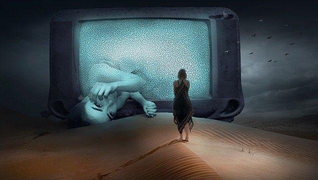 Träume Hypnose Stress Frau