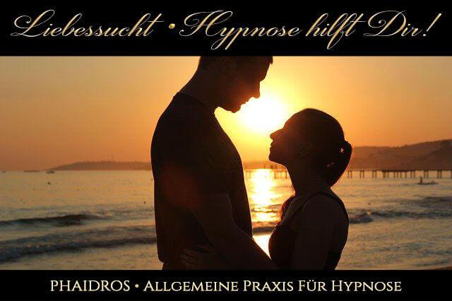 Hypnose hilft bei Liebessucht